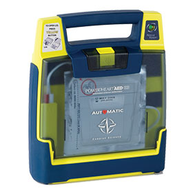 Cardiac Science Powerheart G3 PLUS defibrillator