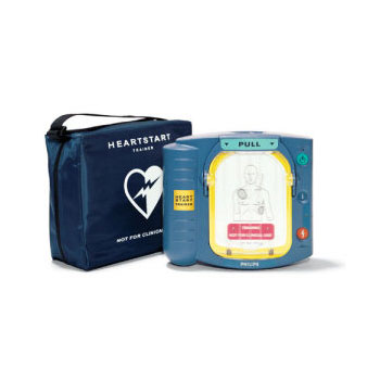 Philips Heartstart HS1 AED trainer