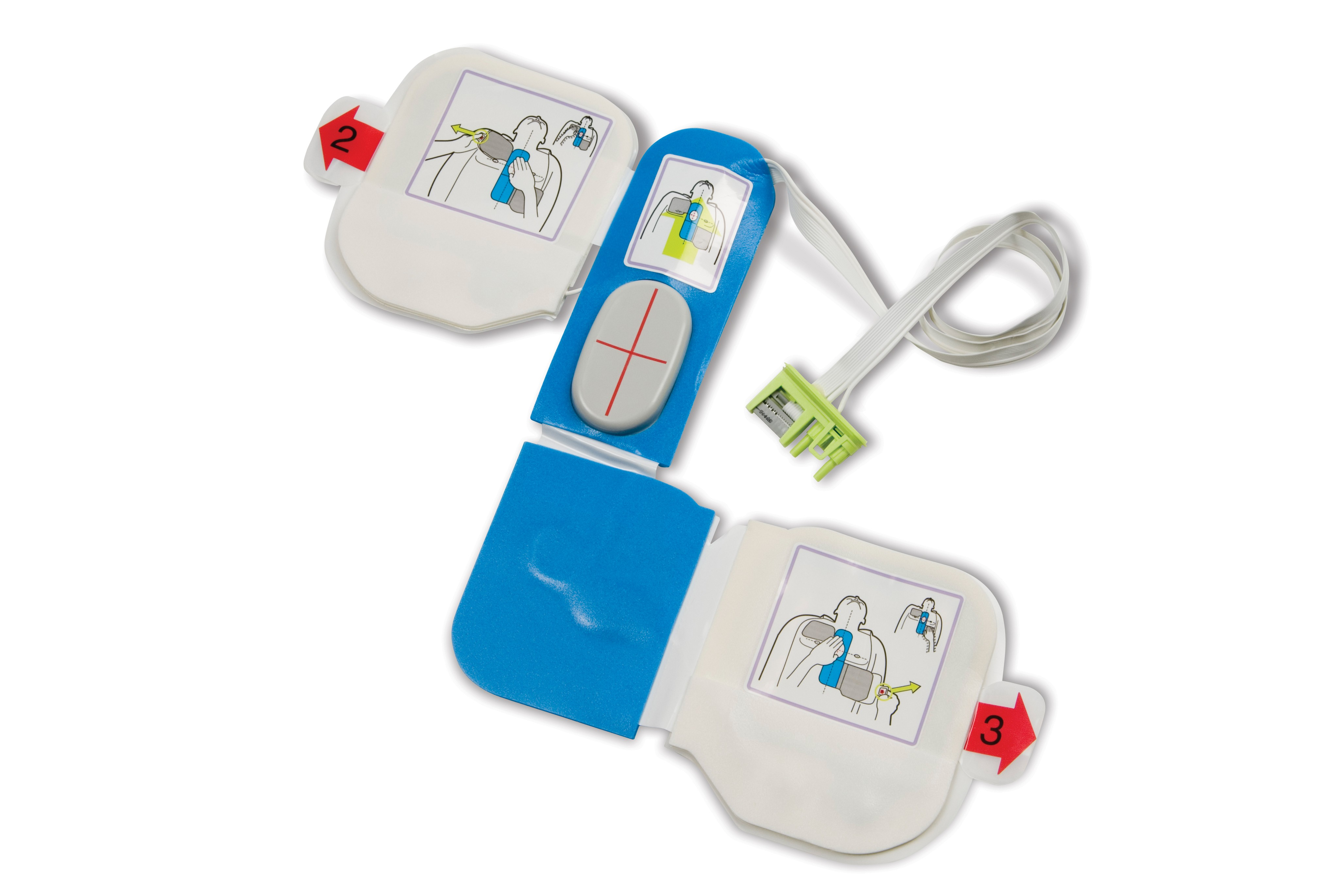Zoll AED Plus CPR-D elektroden