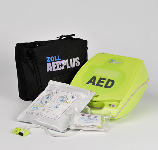 Totaalpakket Zoll AED plus